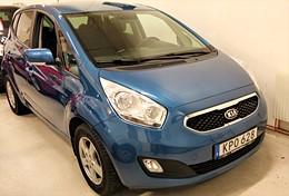-14 KIA Venga 1,4 CRDI 90 hk EX Komfort ECO