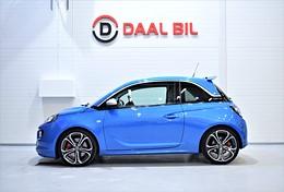 Opel Adam S 1.4T 150HK INFINITY 1-ÄGARE FULLSERV