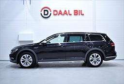VW Passat ALLTRACK 2.0 TDI 190HK 4M EXECUTIVE MOMS