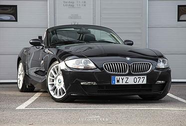 BMW Z4 3.0si Roadster (265hk)
