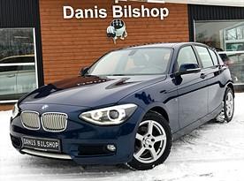 BMW 116D Miljöbil