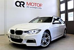 BMW 320 d Touring M Sport Navigation 184hk