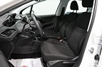 Peugeot 208 1.2 Active 82hk S&V däck