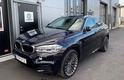 BMW X6 xDrive 30d M Sport Full utrustad! Euro6