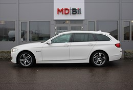 BMW 520d Aut Touring Adaptiv farthållare Nyservad