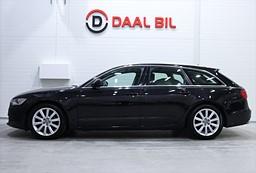 Audi A6 AVANT 3.0 TDI QUATTRO PROLINE 204HK P-SENS DRAG BT