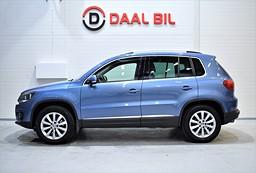 VW Tiguan 2.0 TSI 180HK 4MOTION DRAG PARK ASSIST