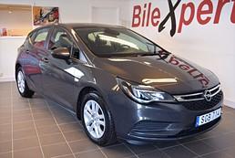 Opel Astra 1.0 Turbo ECOTEC 5dr (105hk)