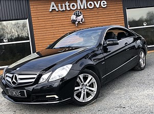 Mercedes-Benz E 200 CGI Coupe