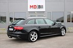 Audi A4 Avant 2.0TDI 190HK Quattro S Line Drag EU6