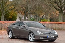 Mercedes-Benz CLS 500 (388hk)