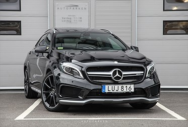 Mercedes-Benz GLA 45 AMG **RESERVERAD**
