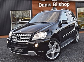Mercedes-Benz ML 300 CDI AMG 4MATIC