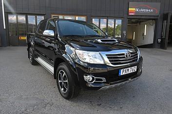Toyota Hilux 3.0 D-4D 4WD, Aut, Invincible