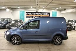 Volkswagen Caddy 2.0 TDI 122HK 4M EU6 Drag Skåp