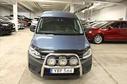 Volkswagen Caddy 2.0 TDI 122HK 4M EU6 Drag