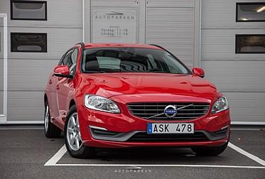 Volvo V60 T3 150 Hk Limited Edition