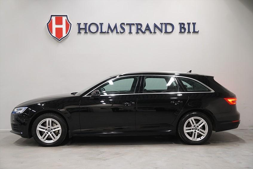 Audi A4 Avant 2.0 TDI Quattro / LED / D-Värme / Drag 190hk