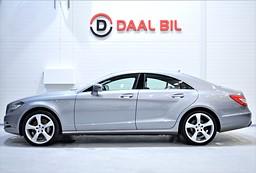 Mercedes-Benz CLS 350 4MATIC 256HK FULLSERV.MB SE.UTR!!