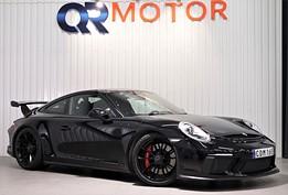 Porsche 911 GT3 991 GT3 Clubsport PDK 500hk