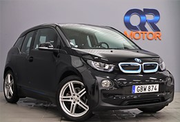 BMW i3 94 Ah Comfort Advanced / Navi / S+V Hjul / 170hk