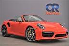 Porsche 911/991 Turbo S Cabriolet Sport Chrono 580hk