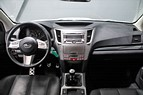 Subaru Legacy 2.0 4WD / Läder / Dragkrok / 831kr/mån 150hk
