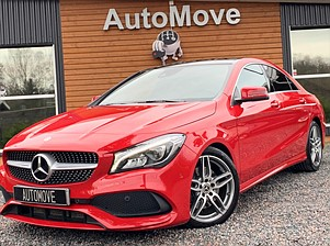 MB CLA 250 4-Matic AMG Panorama