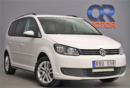 VW Touran 2.0 TDI (140hk)