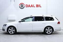 VW Passat 2.0 TDI 4MOTION 177HK SPORT KAM D-VÄR DRAG