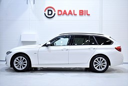 BMW 320D XDRIVE 190HK MOMS DRAG FULLSERV.BMW