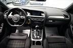 Audi A4 Avant 2.0 TDI Quattro S-Line / GPS 177hk