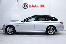 BMW 530d TOURING XDRIVE 258HK M-SPORT DRAG D-VÄRM FULLSERVAD