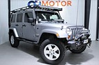 Jeep Wrangler Unlimited 2.8 4WD Automat Drag