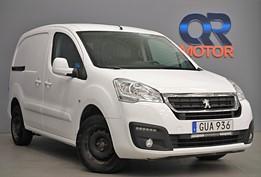 Peugeot Partner 1.6 Eu6 / Automat / Moms / 3 sits 99hk