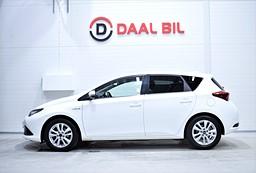 Toyota Auris 1.8 VVT-I HYBRID 136HK COMFORT PKT KAMERA KEDJA