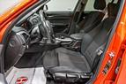 BMW 118d Sport line Automat S&V Däck 143hk