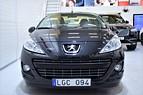 Peugeot 207 CC 1.6 120HK SPORT HÅRTTAK SKINN FULLSERV.