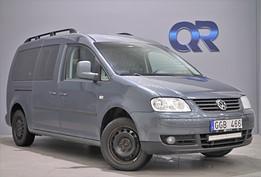 VW Caddy Maxi Life 2.0 TDI (140hk)