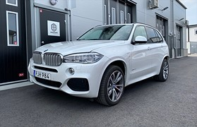 BMW X5 xDrive 40d M Sport Innovation Euro6 7-sits 313hk