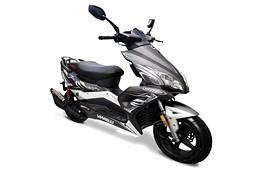Viarelli Matador 2-Takt Svart EU Klass 2, Scooter, 25km/h