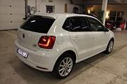 Volkswagen Polo 1.2 TSI 90hk Eu6 Masters Pluspkt