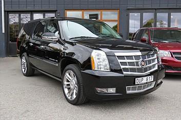 Cadillac Escalade ESV Platinum AWD 7-Sits