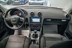 Audi A3 SB 2.0 TDI quattro / GPS / Bluetooth / S+V 140hk