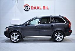 Volvo XC90 D5 AWD 200HK R-DESIGN 7-SITS NAVI DRAG