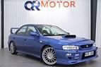 Subaru Impreza WRX GT 2.0 4WD 218hk Sv-såld