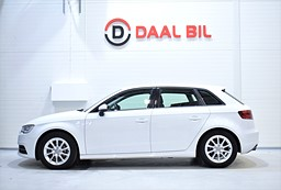 Audi A3 1.6TDI ULTRA 110HK FULLSERV. P-SEN AUX