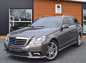 Mercedes-Benz E 220 CDI-SÅLD SÅLD SÅLD-