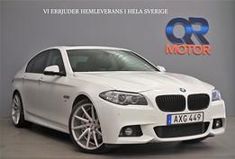 BMW 535 d Sedan M-Sport Eu6 Taklucka Navi 313hk