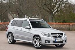 Mercedes-Benz GLK 350 CDI 4Matic / Navi